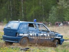 Okolice Przełaz. Majowy Wrack Race Boryszyn.
