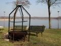 Domek holenderski nad jeziorem Niesłysz