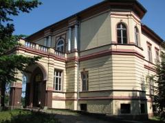 Przepiękne Lubuskie. Przełazy i okolice.  Mostki - pałac.