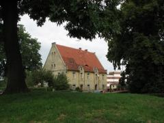 Okolice miejscowości Przełazy. Świebodzin.