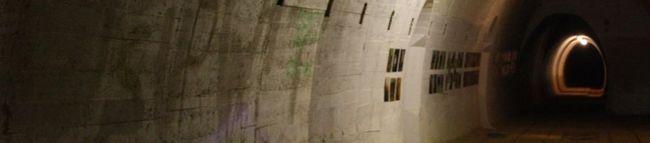 Boryszyn, podziemna trasa turystyczna